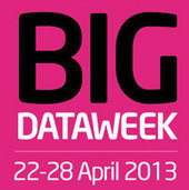 Big Data Week London – Putting Data to Work – Big Data Week 22-28 April – connecting local and global data communities | Analytics Jobs, Analytics Training, Analytics Contracts | Scoop.it