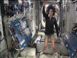 Sunita Williams of NASA provides a tour of the ISS orbital laboratory. | ICT in Education | Scoop.it