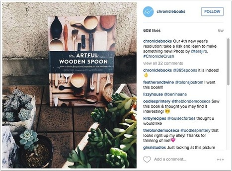 15 Instagram Book Marketing Ideas from Publishers | 102nd Place | Scoop.it