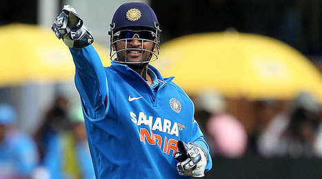 Dhoni named captain of World T20 Team of Tournament - Latest Sports Buzz | Sandhira Sports | Scoop.it