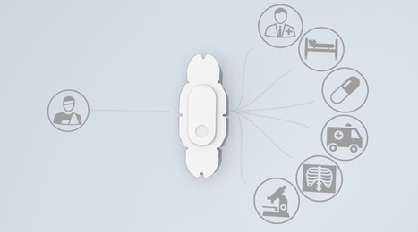 HealthPatch biosensor bandage brings clinical-grade monitoring to iOS   The future of digital healthcare   Scoop.it