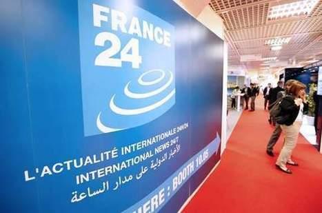 France 24 veut être diffusée aussi en espagnol | DocPresseESJ | Scoop.it
