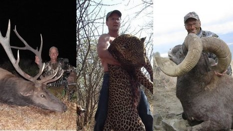 Mark Zuckerberg: Stop allowing trophy hunting photos on Facebook. | ~ADVOCATING FOR ALL ANIMALS~ | Scoop.it
