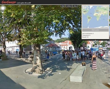 GeoGuessR : un jeu de géolocalisation à base de Google Maps - Actualité Abondance | Clic France | Scoop.it