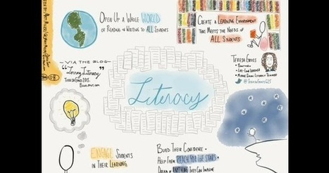 Loving Literacy: Sketching in the Classroom | Literacy Using Web 2.0 | Scoop.it