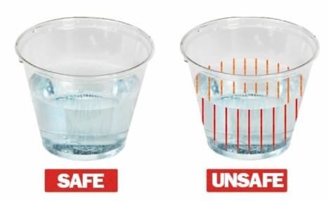 DrinkSavvy Cups Detect Date Rape Drugs | 21st Century Innovative Technologies and Developments as also discoveries, curiosity ( insolite)... | Scoop.it