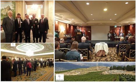 L'OIV a participé à la première Journée des vins du Liban en France | Charliban Lebnen | Scoop.it