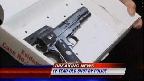 Jongen (12) met speelgoedpistool door politie gedood | 2014 | Scoop.it