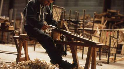 L'artisanat (2/5) : Reconversions, formations : l'attirance du métier manuel | L'Etablisienne, un atelier pour créer, fabriquer, rénover, personnaliser... | Scoop.it