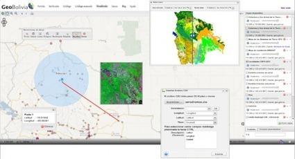 GeoBolivia estrena su versión 1.1 - Blog | Communauté geOrchestra | Scoop.it