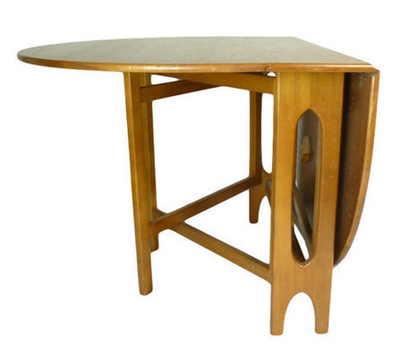 Mid Century Modern Dining Table | QuiteQuainte | Scoop.it