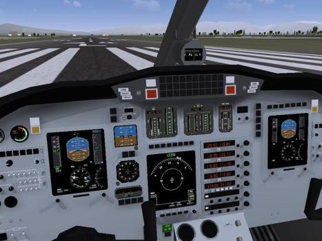 FlightGear: Προσομοιωτής πτήσεων | vasilisrom | Scoop.it
