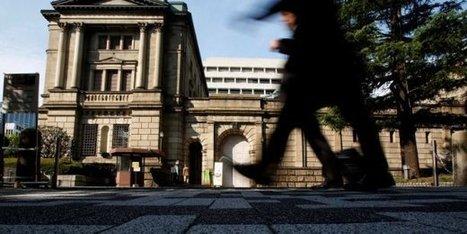 Malgré le risque de récession, la Banque du Japon maintient sa politique monétaire | ECONOMIE ET POLITIQUE | Scoop.it