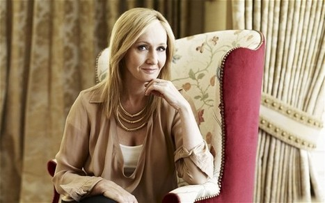 JK Rowling faces Twitter backlash as critics call her new writing 'racist' | Libraries, Books, and Writing | Scoop.it