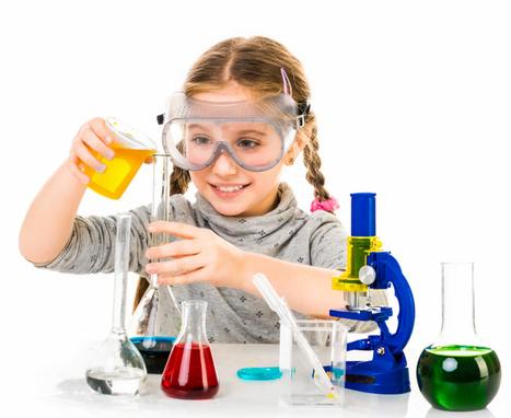 Why STEM's Future Rests In The Hands Of 12-Year-Old Girls - TechCrunch | Edumathingy | Scoop.it
