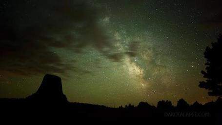 "New Time-Lapse Films of the Night Sky Reveal What the Naked Eye Misses | ""Cameras, Camcorders, Pictures, HDR, Gadgets, Films, Movies, Landscapes"" 