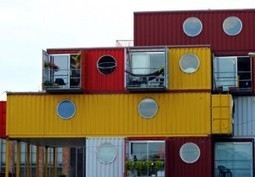 From Used Shipping Containers to Stylish and Customised Homes | Thefulcrumjournal.org | gatewaycontainersales | Scoop.it