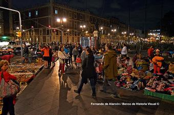 Banco de Historia Visual ©: Comercio callejero.   Banco de Historia Visual   Scoop.it