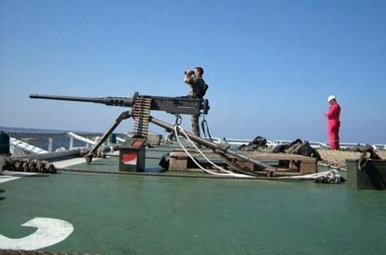 Piraterie : Le Sénat a voté le projet de loi sur les gardes privés | Mer et Marine | droit de la mer | Scoop.it