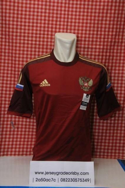 Jersey Rusia Home Adizero Official Piala Dunia 2014   jual jersey piala dunia   Scoop.it