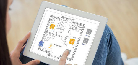 theServa KNX, gestion active de l'habitat et du bâtiment | Domotique et KNX | Scoop.it