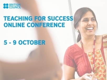 Teaching for Success online conference | Nik Peachey | Scoop.it