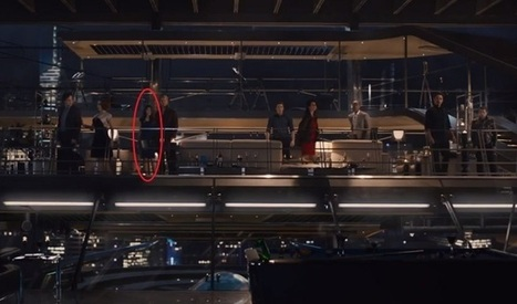 Could the Avengers: Age of Ultron Mystery Woman Be Avengers AI's Monica Chang?   #BreakingLeft   Scoop.it