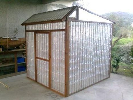 Sheds that will inspire you to use recycled, reclaimed and eco-friendly materials - Eco Friend | Global Recycling Movement | Scoop.it