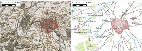 How Cartographers Digitized the 18th-Century Road Network in France | MIT Technology Review | Digitization&Metadata | Scoop.it