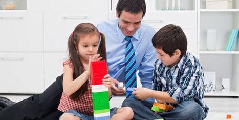 Working Dads, étude CSA pour Terrafemina - Terrafemina | Égalité homme femme | Scoop.it