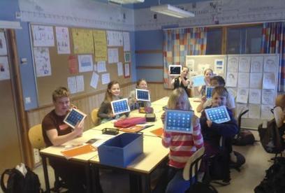 Ga en iPad til hver elev - Haugesunds Avis | iPad i skolen | Scoop.it