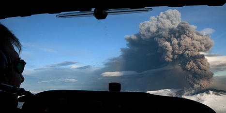 Why volcanic ash is so terrible for airplanes | Positive climb | Scoop.it