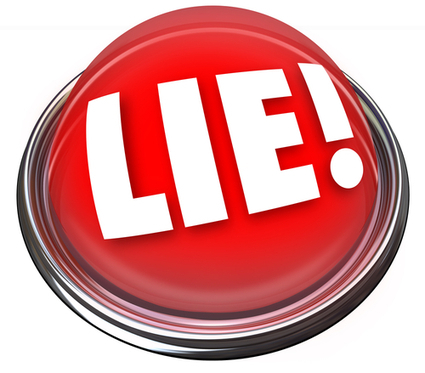 The Problem with Lying | Tiffiny | Scoop.it