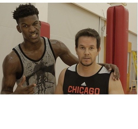 Wahlberg Balls with Jimmy Butler | smart grids | Scoop.it