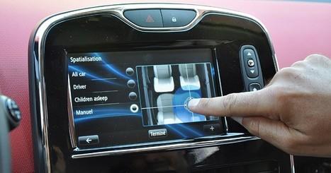 Peugeot propose une voiture connectée - E-marketing | e-biz | Scoop.it
