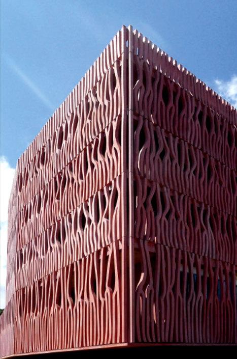Dossier : le béton, le matériau aux mille usages | Ressources pour la Technologie au College | Scoop.it