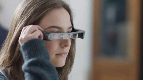 Moverio BT-300 - Tout savoir sur les lunettes connectées d'Epson | Culture numérique | Scoop.it
