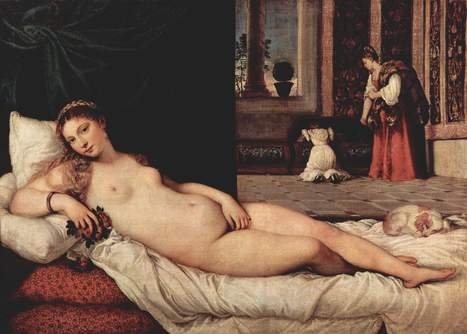 Venus of Urbino returns to Le Marche | Le Marche another Italy | Scoop.it