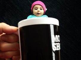 Baby mugging: Everyone's doing it! | Strange days indeed... | Scoop.it
