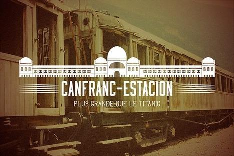 #ESPAGNE : Canfranc, une gare plus grande que le Titanic ! | Voyager en Europe | Scoop.it
