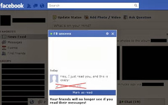 How To Remove Seen From Your FB Chatting - Techno2know   Technology   Scoop.it
