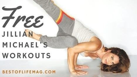 15 Free Jillian Michaels Workouts for Every Fitness Level   Essentially Mom Favorites   Scoop.it
