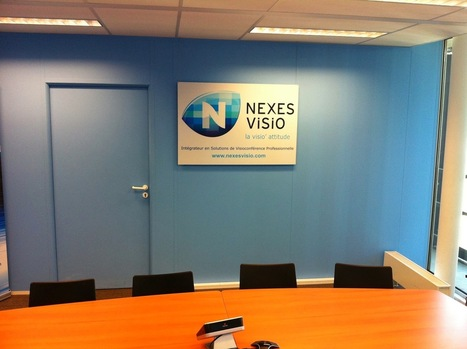 Location salle visioconférence chez #NEXES_VIS... - nexesvisio | location-visionconference | Scoop.it