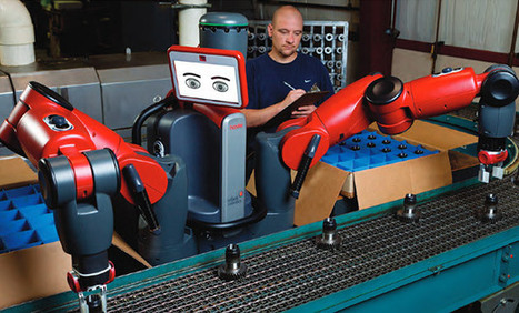 The next industrial revolution will be robot-based (video) - Engadget | Techno.logical | Scoop.it