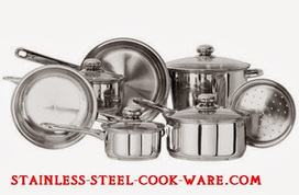 Tips for cleaning stainless steel cookware | Stainless Steel Kitchen Organizers for the Pro Cook | Scoop.it