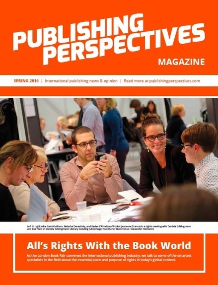 Download Publishing Perspectives Spring 2016 Magazine | Publishing | Scoop.it