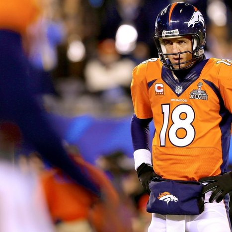 What Docs Will Look At in Peyton Manning's Neck Exam | NFL News and Notes | Scoop.it