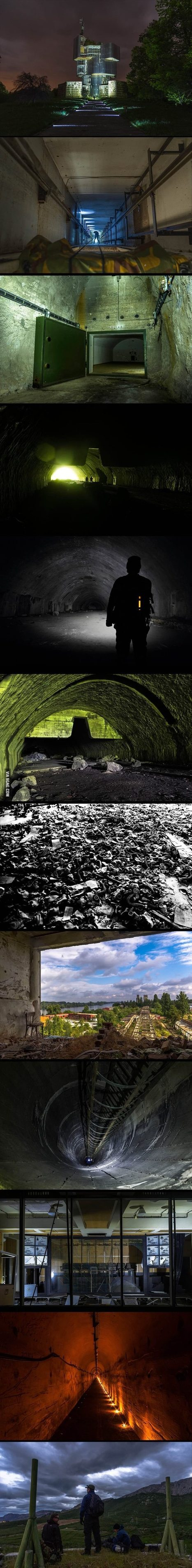 Abandoned locations in Croatia | Modern Ruins, Decay and Urban Exploration | Scoop.it
