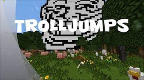 TrollJumps Map for Minecraft - Minecraft Builders   Minecraft   Scoop.it