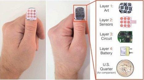 Touchpad de unha para não desplugar nunca | tecnologia s sustentabilidade | Scoop.it